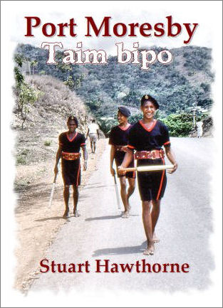 Cover image of Port Moresby Taim bipo